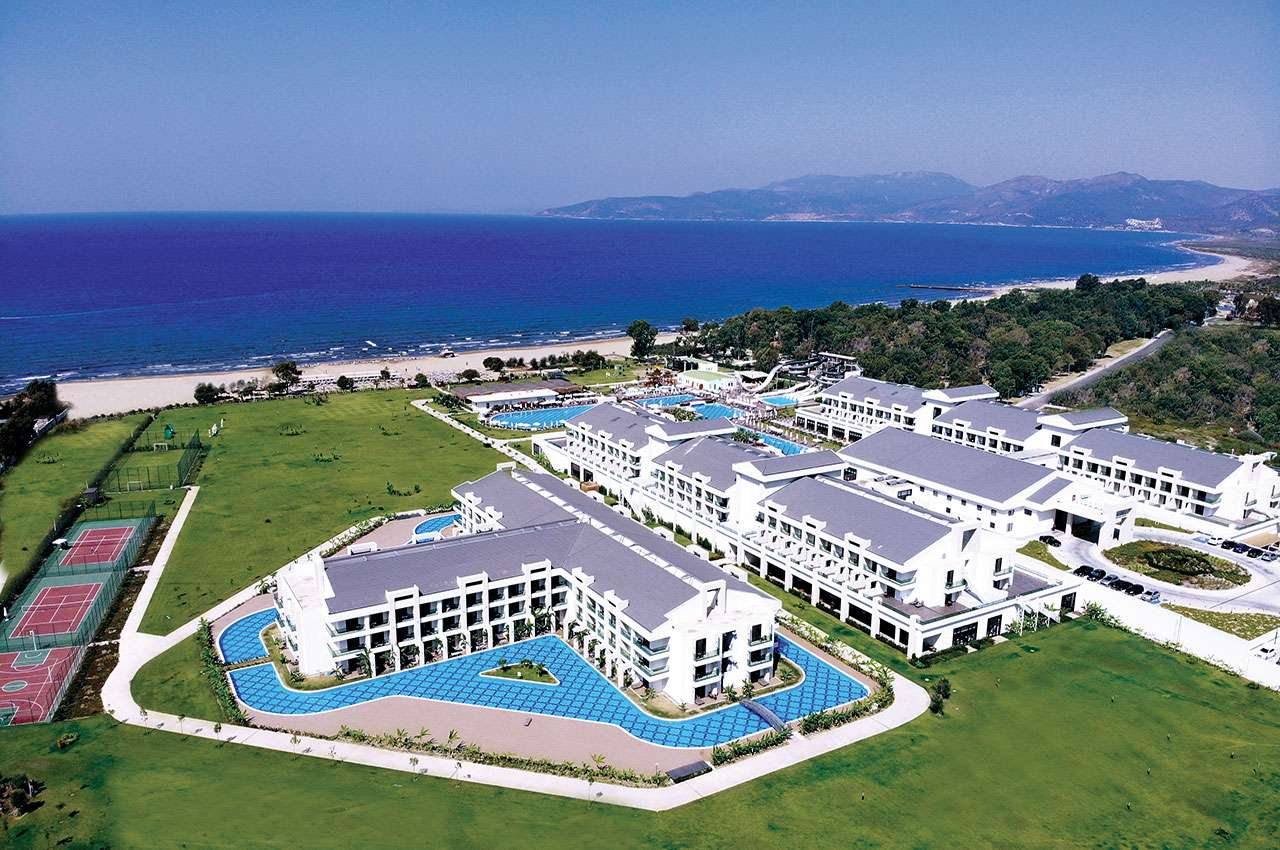 Korumar Ephesus Beach & Spa Resort Otelimiz
