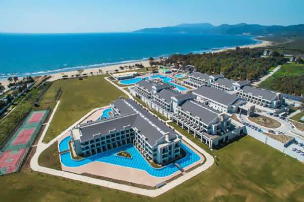 Korumar Ephesus Beach & Spa Resort НАШ ОТЕЛЬ